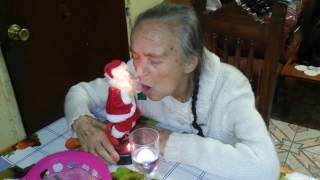Jingle Bells - Mami Carmen(Q.E.P.D.) Navidad 2015