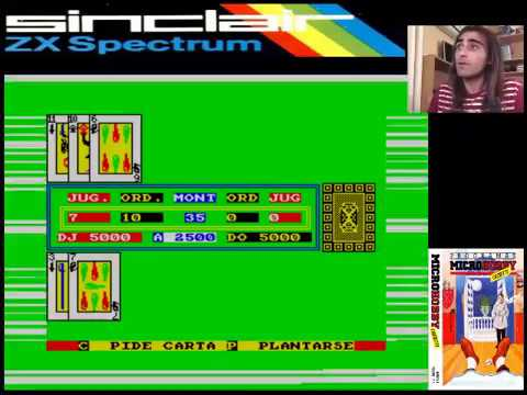 SPECTRUM -   Las 7 y Media   - 1986. Microhobby Casette
