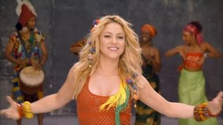 Shakira - Waka Waka (This Time for Africa) [Director's Cut]