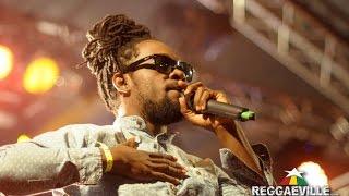 Tydal - Silent Warrior @ Reggae Jam 2015