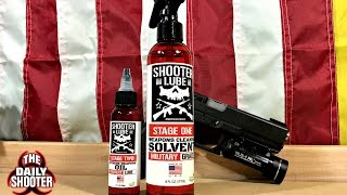 Shooter Lube Weapons Lubricant and Cleaner