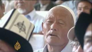 Kyrgyz seek islam's healing touch width=