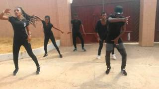 ASAASE ABAN FT LUTHER   OLONKA DANCE VIDEO BY ALLO DANCERS