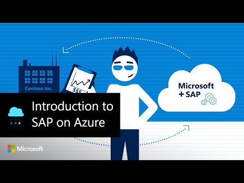 Introduction to SAP on Azure