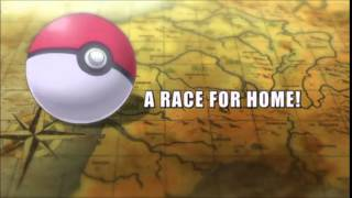 Alternate 'A Race For Home' title card - voiced by Ash