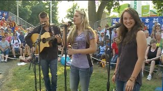 The Willis Clan | Interview + So Close | WCCO Live, Minnesota