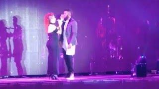 Jason Derulo- Secret Love Song Live in Cardiff 2016