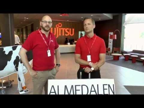Fujitsu i Almedalen