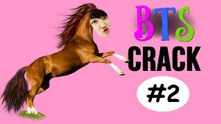 BTS Crack #2 - J-Hope The Horse