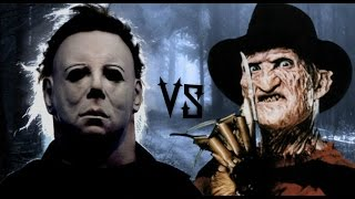 Freddy vs. Jason vs. Michael  Part 4 (Message for Jason and Michael)