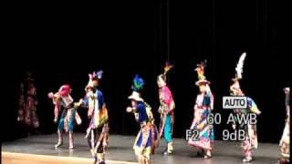 TINKUS UNIDOS -TIATACO-JAYAS-WAPURYS Y ALMA  BOLIVIANA-2010