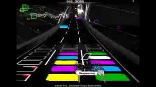 AudioSurf Slenderman Song iTownGamePlay