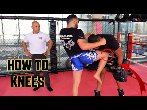 How to KNEES | Now Knees the bully Harder | Master Wong
