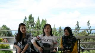 Firehouse - I Live My Life For You (Acoustic Cover by Cherry L., Deidre & Nina)