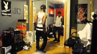 Upstairs - Trey Songz (Music Video) (Brazy)