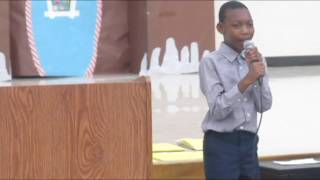 "Ivory ""Devon"" Payne Sings ""Yes You Can"" by Donnie McClurkin"