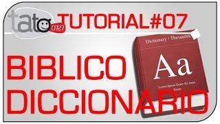 Descargar Diccionario Bíblico gratis -tato0727