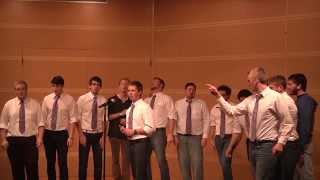 Huntington University Treblemakers - Love Train (Acapella)