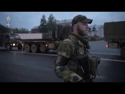 Operativ transport till Gotland
