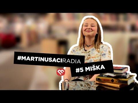 Knižné tipy od Mišky - #MartinusaciRadia