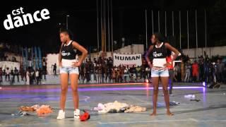CST Dance Eliminatórias - Atuação do grupo FBL