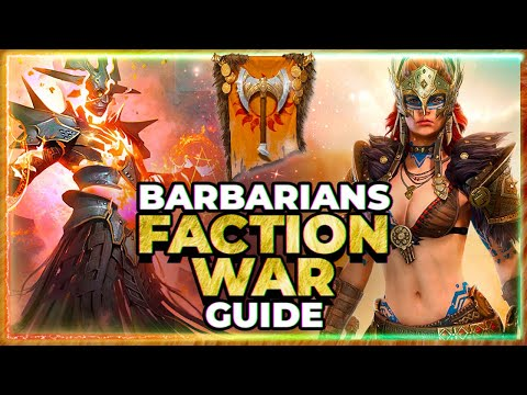 RAID | BARBARIANS | Full Guide! Stage 21 Auto!