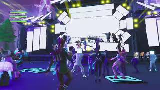 Check This Out - Marshmello LIVE IN FORTNITE!!!