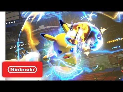 Nintendo Switch – Pokémon Face Off in Pokkén Tournament DX
