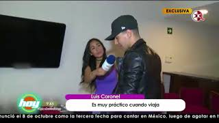 LUIS CORONEL bailando quebradita en México