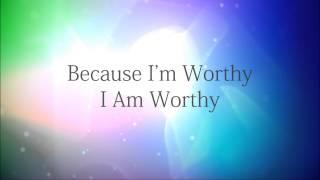 Anthony Burbidge Worthy Lyric Video