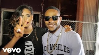 Abrina - Actin Up (Behind The Scenes) ft. Eric Bellinger