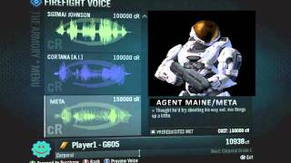 Red vs Blue Firefight Voices