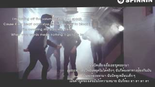 la la la Naughty boy With Lyrics (Thai sub)