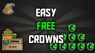 How to get free crowns on wizard101 videos / InfiniTube