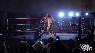 SPW, Pol Badía Wrestling Party: Pol Badía vs Iker Salazar