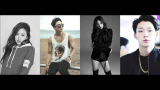 How Would Blackpink (Rose , Jennie) ft Mino and Bobby sings K.A.R.D Don't Recall
