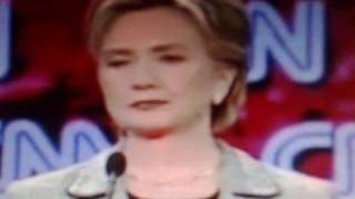 embarrsing fart by hillary clinton