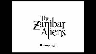 The Zanibar Aliens - Rampage - Studio Album