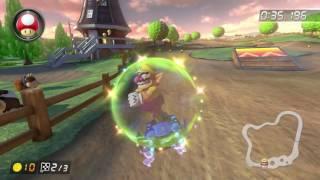 Wii Moo Moo Meadows [200cc] - 0:59.557 - Horse° (Mario Kart 8 Deluxe World Record)