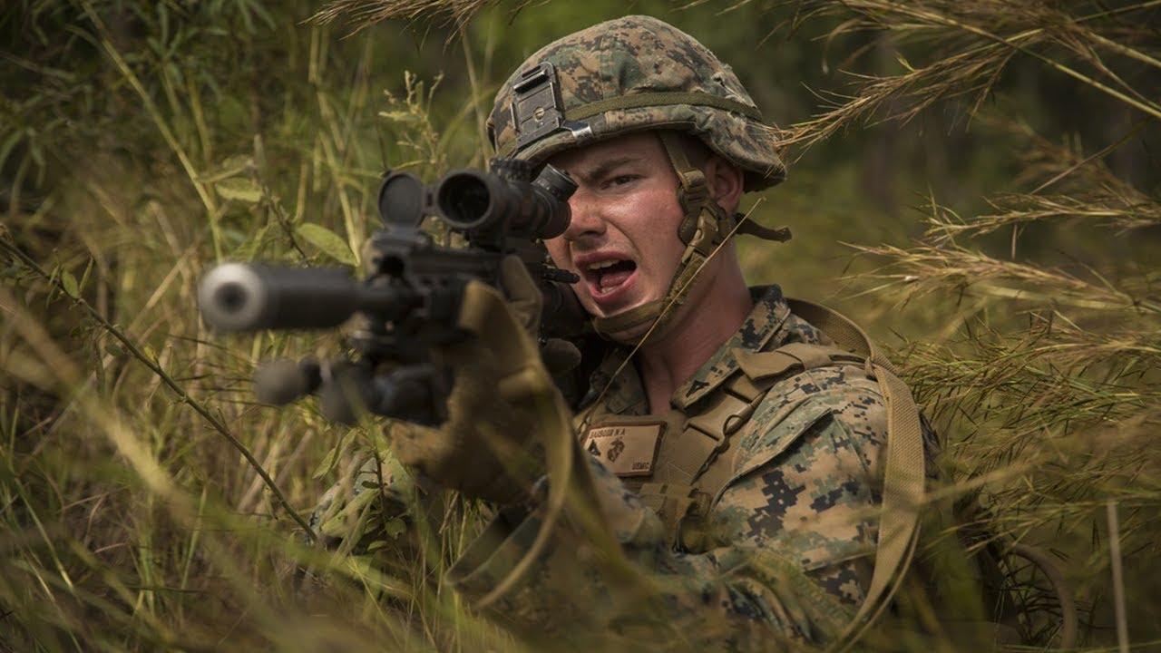 U.S. Marines Lead Exercise Burmese Chase • Camp Lejeune, N.C., Sept. 28, 2021