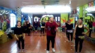 Amor (Kamelia) Luiiz Sanchez - Zumba Fitness