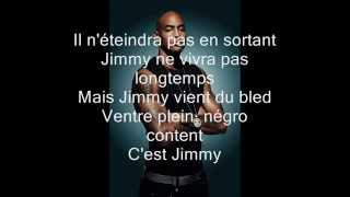 [LYRICS] Booba - Jimmy l ParolesRapFR
