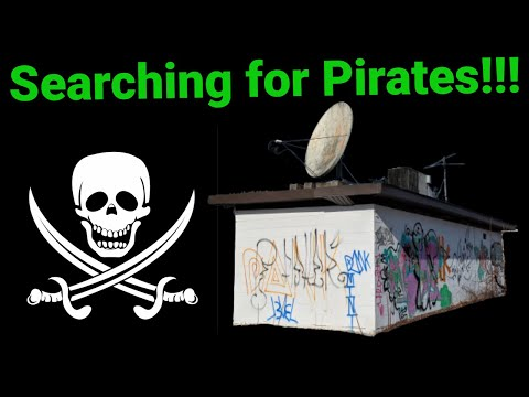 Shortwave Radio Pirates - Live with Tom and Rob