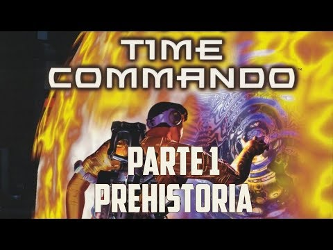 Time Commando (1996) - PC - Fase 1 Prehistoria