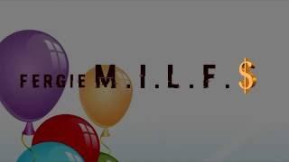 Fergie - M.I L.F. Money (Lyrics)