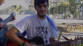 Marcelo Camelo- Teus Olhos (cover) Banda 4
