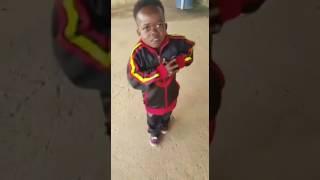 Melhor rapper da new school de Angola 😂😂