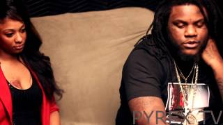 Fat Trel talks about getting caught by Wale in the dressing room!!! Exclusive