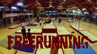 Freerun/Parkour (indoor) 👌