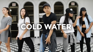 Cold Water (Dance Video) - Major Lazer feat. Justin Bieber | @besperon Choreography #ColdWater